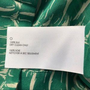 Club Monaco Tops - Silk blouse